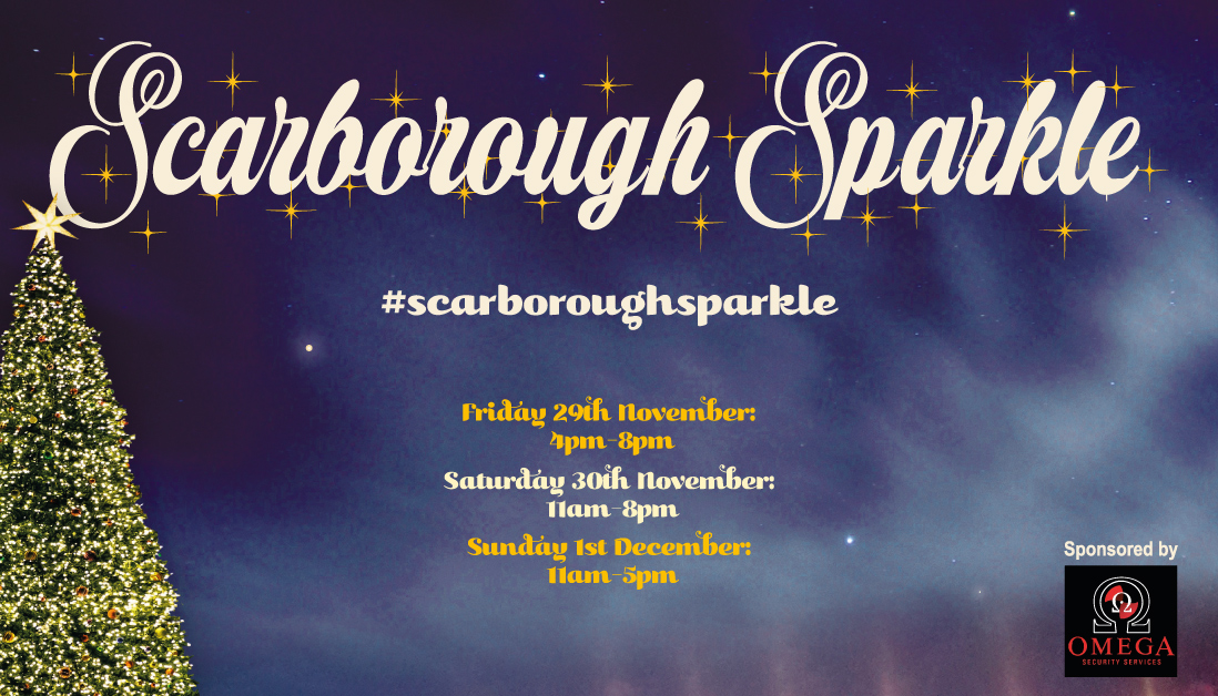 A Sprinkling Of Christmas Sparkle At Scarborough Open Air